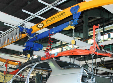 Cranes for Automotive Industry in india, hot Cranes supplier