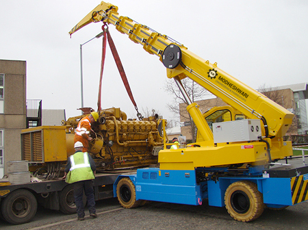 pick and carry cranes in india, Types of pick and carry cranes in gujarat