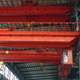 Double Beam EOT Crane Exporter, Supplier