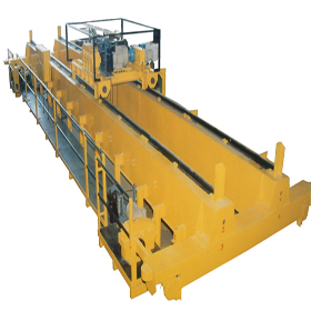 double girder beam E.O.T. crane manufacturer, Supplier