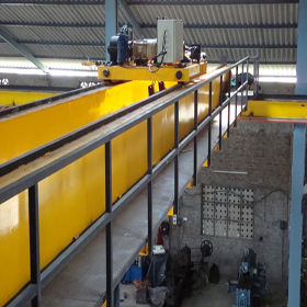 Double Girder Electric Crane Manufacturer, Supplier