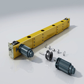 Double Girder Electric Crane Manufacturer