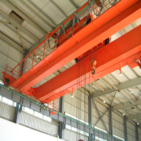 Double Girder EOT Cranes in india
