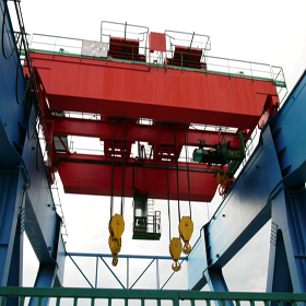 Double Girder Heavy Duty Crane Supplier in chennai