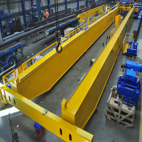 Double Girder Overhead Traveling Crane Supplier in  Switzerland