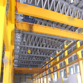 Double Girder Traveling Crane Supplier in China